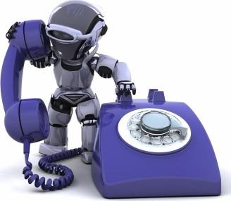 ROBOT CALL  VIOLET